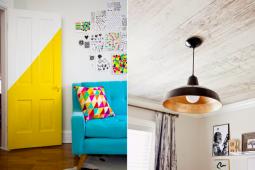 Decoração – 5 ideias simples para dar uma renovada no lar