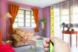 Metragens mínimas para sala, quarto, cozinha e banheiro