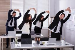 Conheça a ginástica laboral
