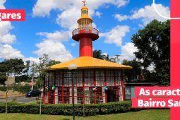 Melhores lugares para morar: bairro Santa Quitéria