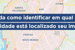 Entenda como identificar em qual região da cidade está localizado seu imóvel